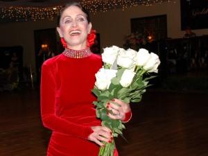 Patti MacDonald, President, USA Dance, Royal Palm Chapter and Competition Organizer