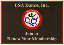 Join or Renew Your Membership in USA Dance