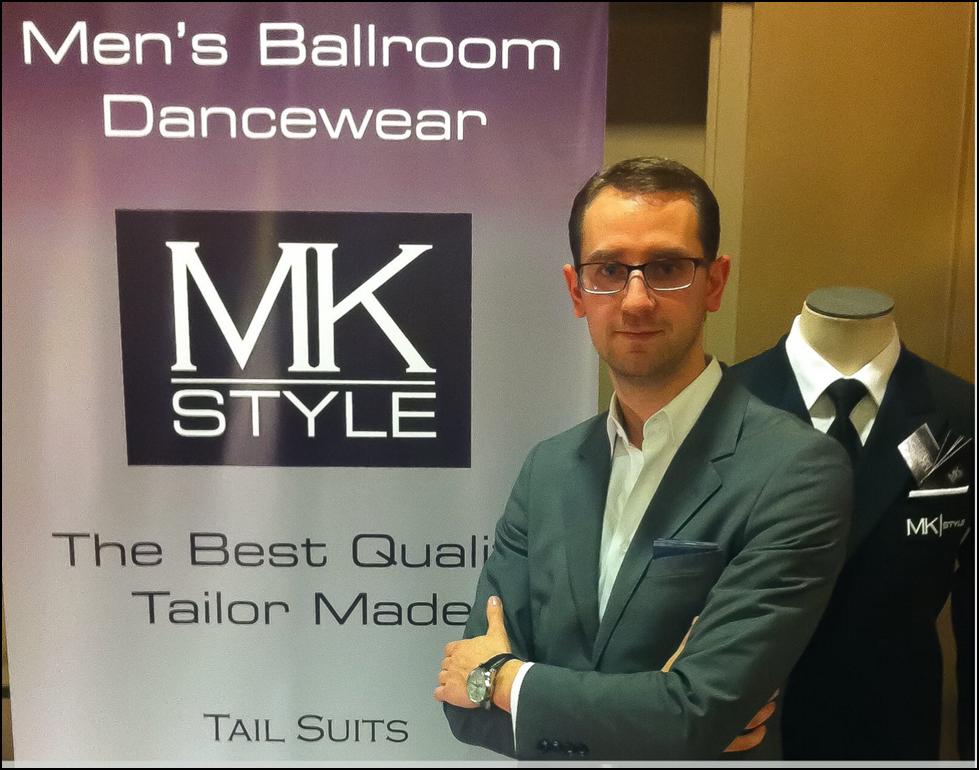 Marius Kriukelis - MK Style
