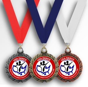 Medals - Royal Palm DanceSport Championships NQE