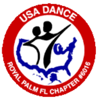 USA Dance, Royal Palm Chapter #6016, a non-profit 501(c)(3) organization