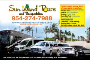 Sun Island Tours & Transportation