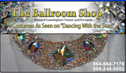 The Ballroom Shoppe – Costumes as Seen on Dancing with the Stars – 954-564-7176