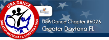 USA Dance, Greater Daytona Chapter #6026