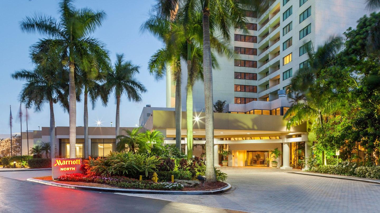 Fort Lauderdale Marriott North Hotel - 6650 N Andrews Ave, Fort Lauderdale, FL 33309