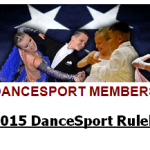 USA Dance Issues Summary of 2015 DanceSport Rulebook Changes
