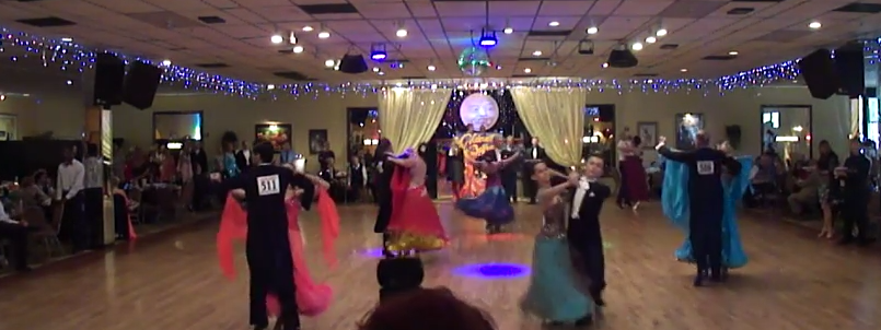 Enjoy Videos from Our 2015 Competition – International Standard & Latin Events