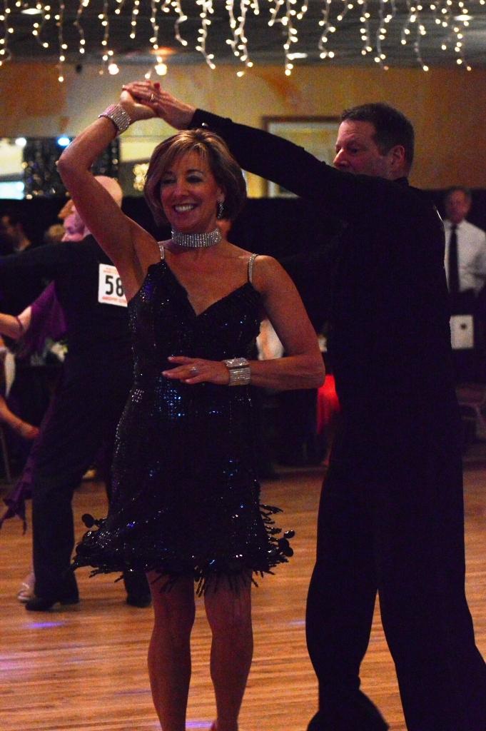 Matthew Wassenich & Kathleen Wassenich - Winners, Royal Palm Rhythm Challenge (Mambo)