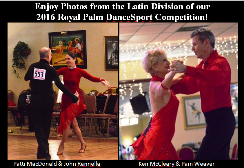 Enjoy Photos from the Latin Division of Royal Palm Competition