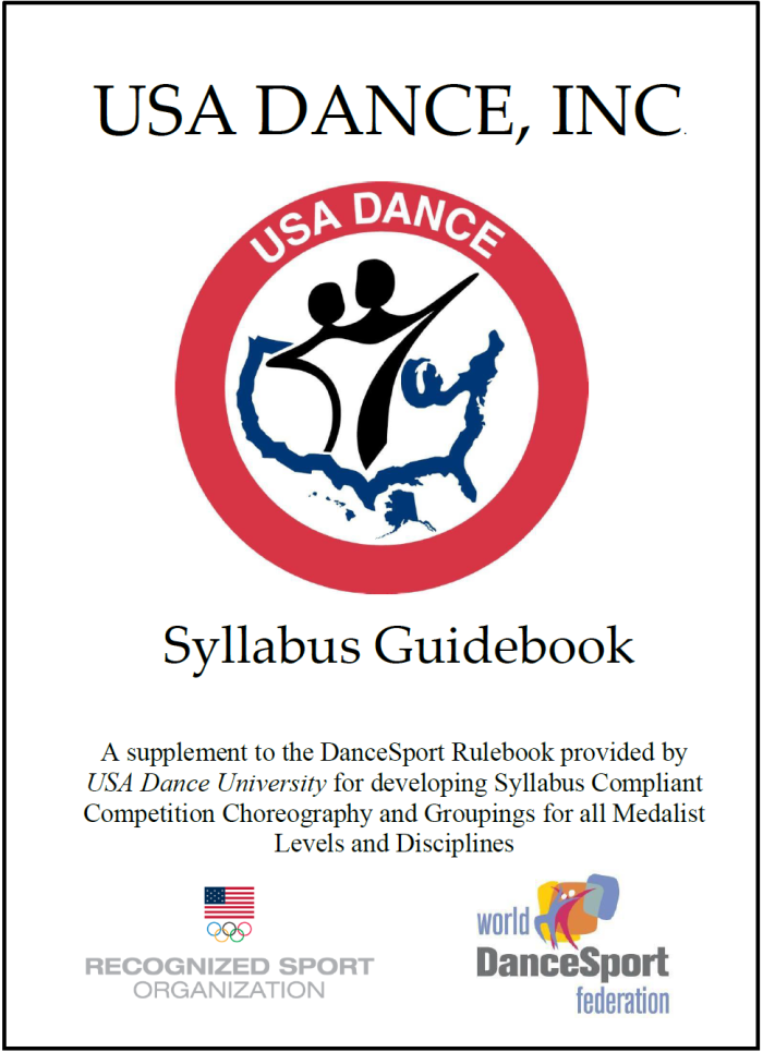 USA Dance Syllabus Guidebook