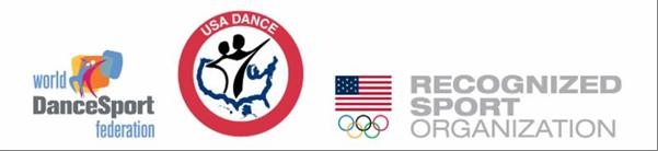 USA Dance Logos