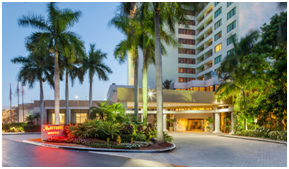 Fort Lauderdale Marriott North - Our Host Hotel