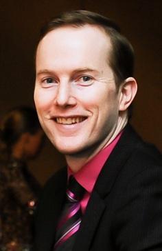 Daniel Dilley - Scrutineer