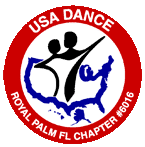 USA Dance, Royal Palm Chapter # 6016 - Sponsor/ Organizer of the Royal Palm Dancesport Competition