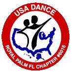 USA Dance, Royal Palm Chapter # 6016 - Sponsor/ Organizer of the Royal Palm Dancesport Competition