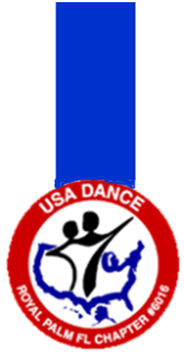 Competition Logo - Royal Palm Dancesport Competition