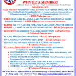 Join USA Dance, Royal Palm Chapter # 6016 Today