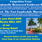 Make your Hotel Reservations NOW – Before Rooms SELL OUT at our Great Group Rate!! – Group Rate Ends January 12