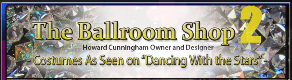 The Ballroom Shop 2 - Shoes, Costumes, Dancewear, Jewelry