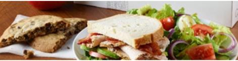 Panera Bread Box Lunches