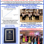 USA Dance Royal Palm Chapter # 6016 Awarded NATIONAL CHAPTER OF THE YEAR!!!