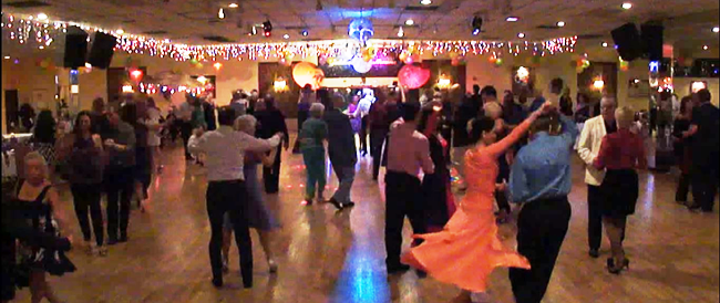 Royal Palm Chapter Monthly Dances