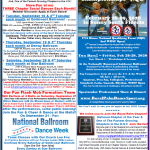 September, 2019 News & Announcements from USA Dance, Royal Palm Chapter #6016 President, Officers & Board of Directors