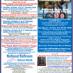 October, 2019 News & Announcements from USA Dance, Royal Palm Chapter #6016 President, Officers & Board of Directors