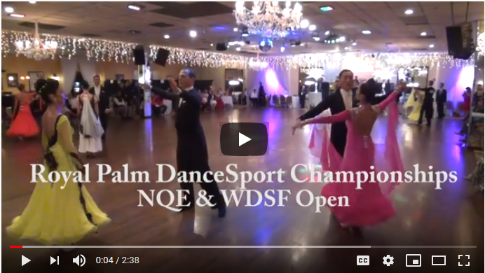 Royal Palm DanceSport Championships NQE & WDSF Open