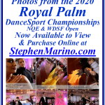 Photos from 2020 Royal Palm DanceSport Championships NQE & WDSF Open