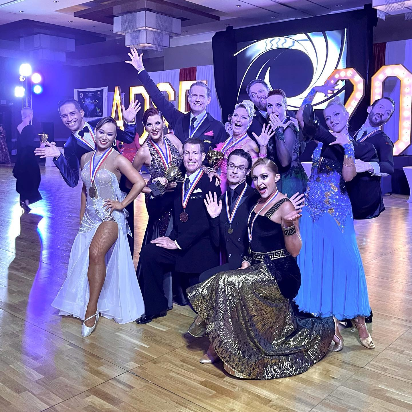 Amateur Nationals Adult Championship Smooth Finalists