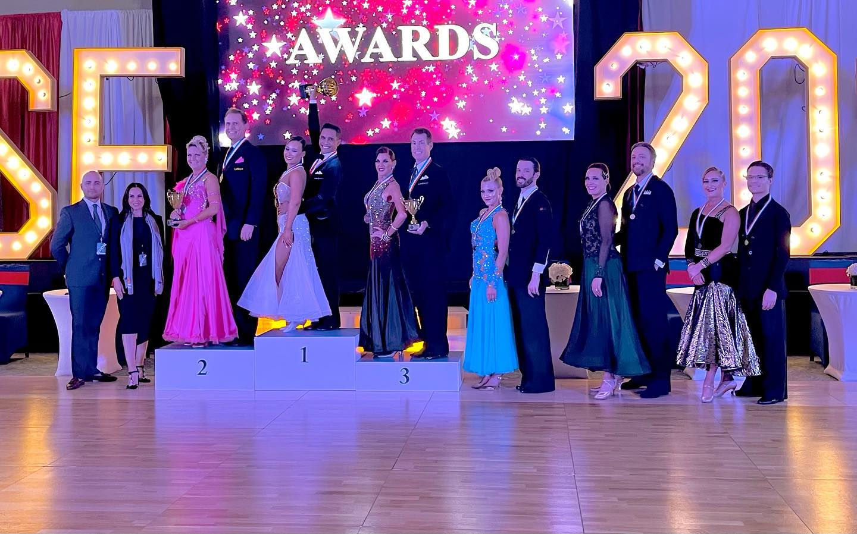 Awards - Amateur Nationals Adult Championship Smooth