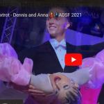 Dennis & Anna at 2021 ADSF