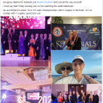 Photos from 2021 ADSF – The First Merged American DanceSport Festival with Royal Palm DanceSport Championships!!